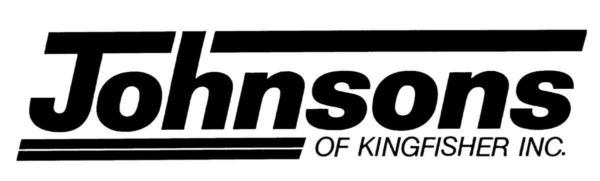 Johnsons of Kingfisher Kubota Logo